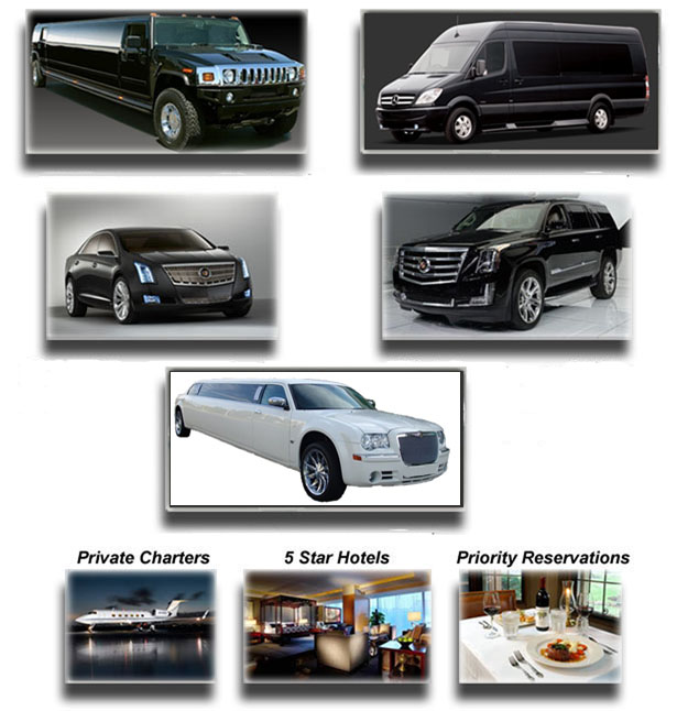 Limo Service Indianapolis Vehicles